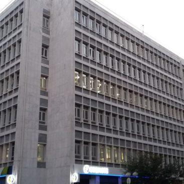 ΟΤΕ ΑΚΙΝΗΤΑ Ανακαίνιση όψεων κεντρικού κτιρίου ΟΤΕ στην Θεσ/νικη