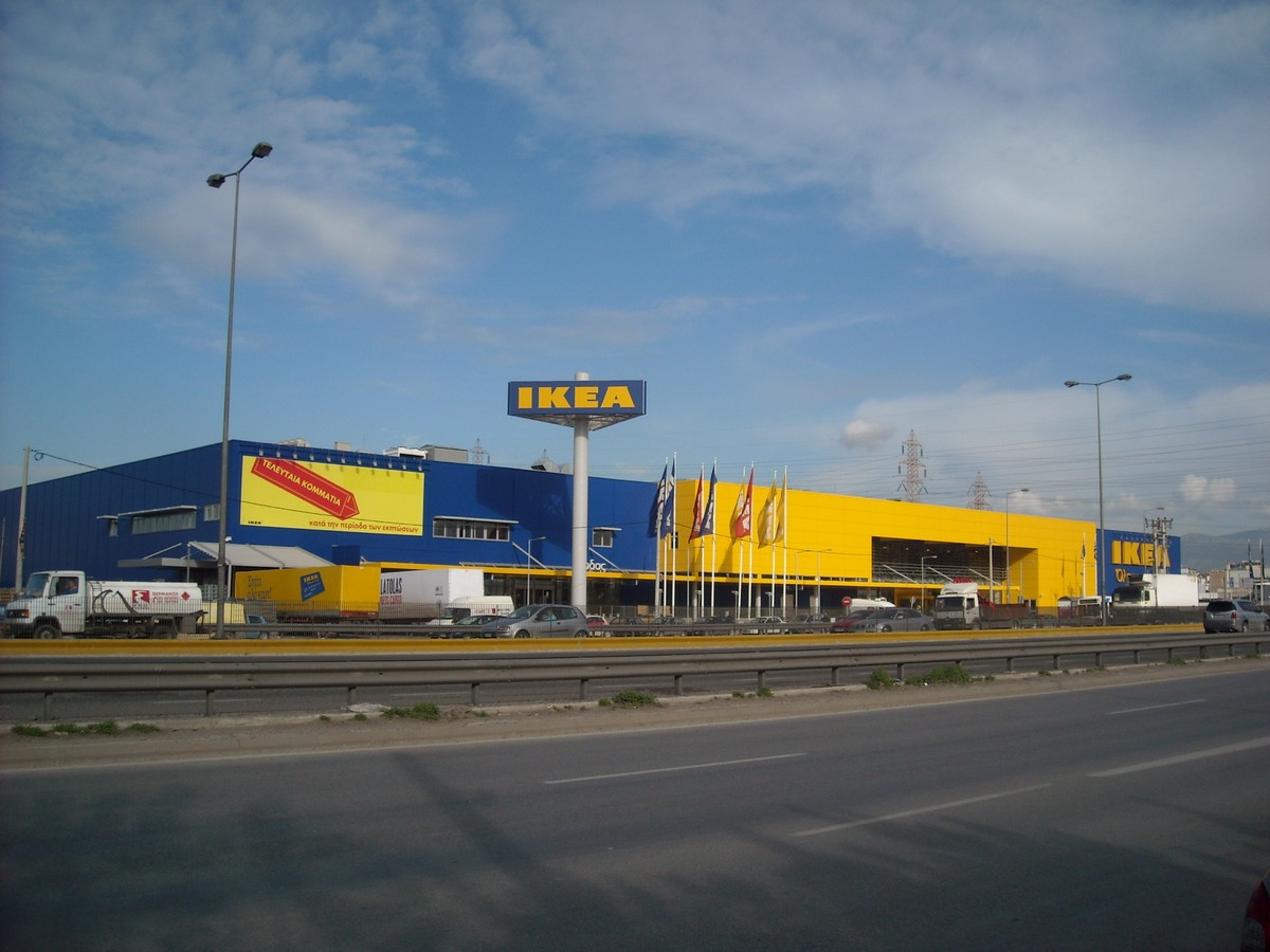 VIOHALCO S.A. Project management κατασκευής συγκροτήματος IKEA-RIVER WEST στο Αιγάλεω