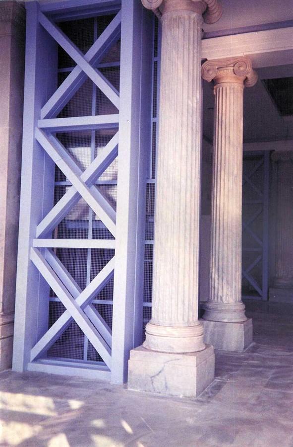 ΙΟΝΙΚΗ ΤΡΑΠΕΖΑ Πλήρης ανακατασκευή διατηρητέου κτιρίου επί της οδού Αγ.Ανδρέου στην Πάτρα